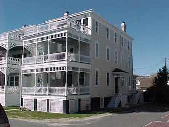2 Atlantic Terrace-White Cottage Garden Apt, Cape May - Picture 1