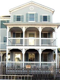 933 Columbia Avenue, Cape May (Cape May) - Picture 1