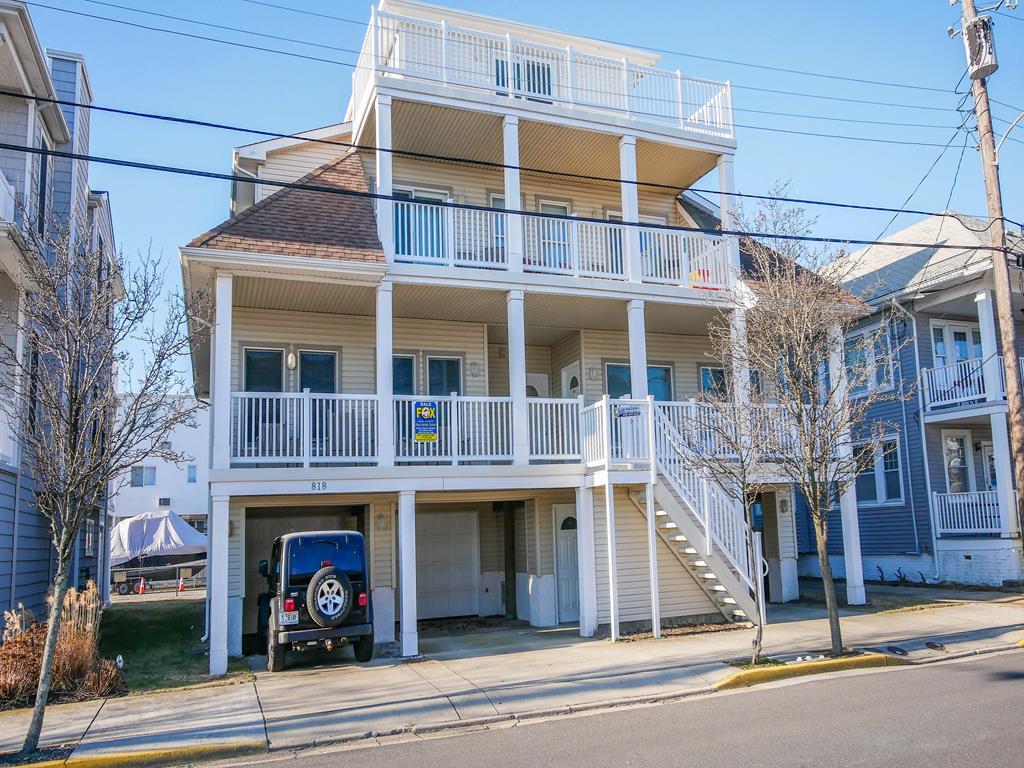 822 Moorlyn Terrace 2nd/3rd , 2nd - 3rd, Ocean City NJ