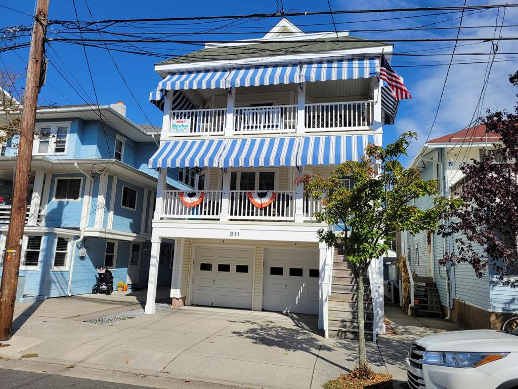 811 Pennlyn Place 2nd /3rd Floor , 2nd/3rd, Ocean City NJ