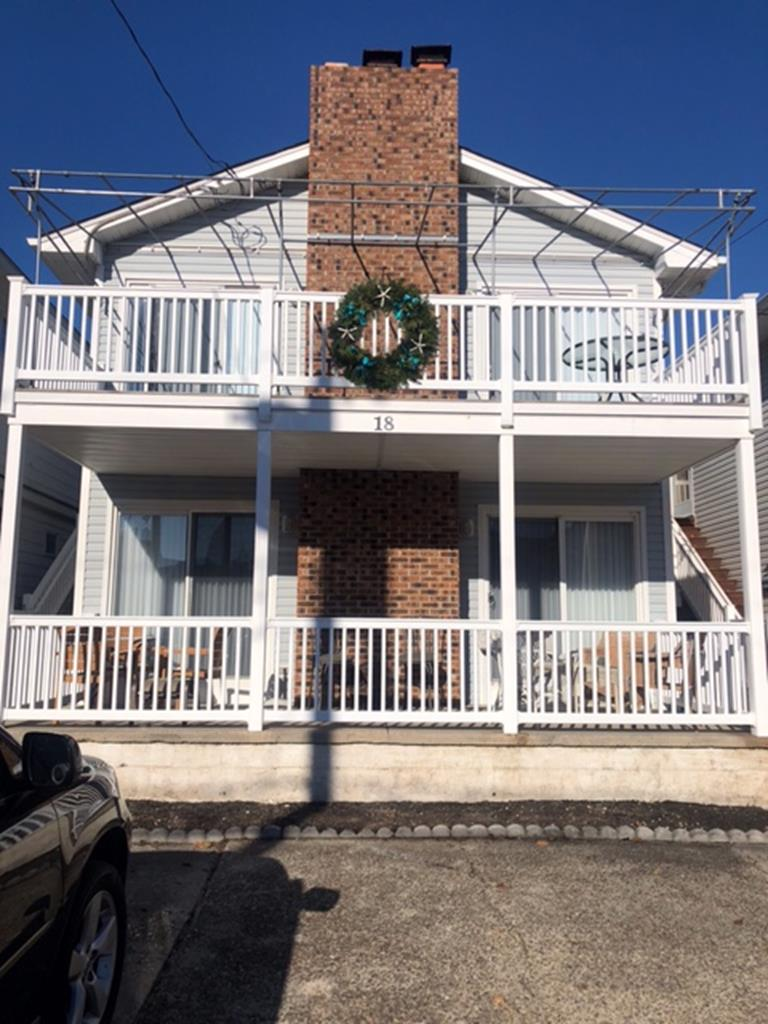 18 Asbury Road 2nd Flr. , 2nd, Ocean City NJ