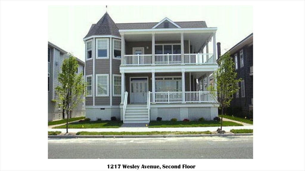 1217 Wesley Avenue 2nd Floor , 2nd, Ocean City NJ