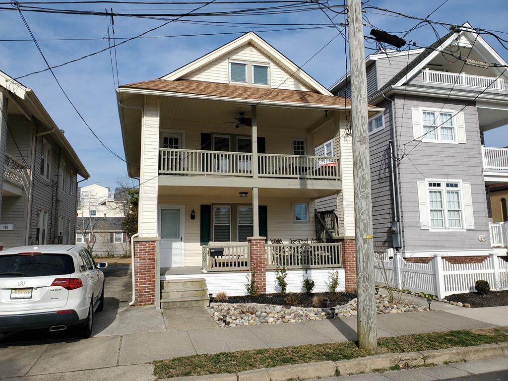 709 2nd Street 1st Floor , 1st, Ocean City NJ