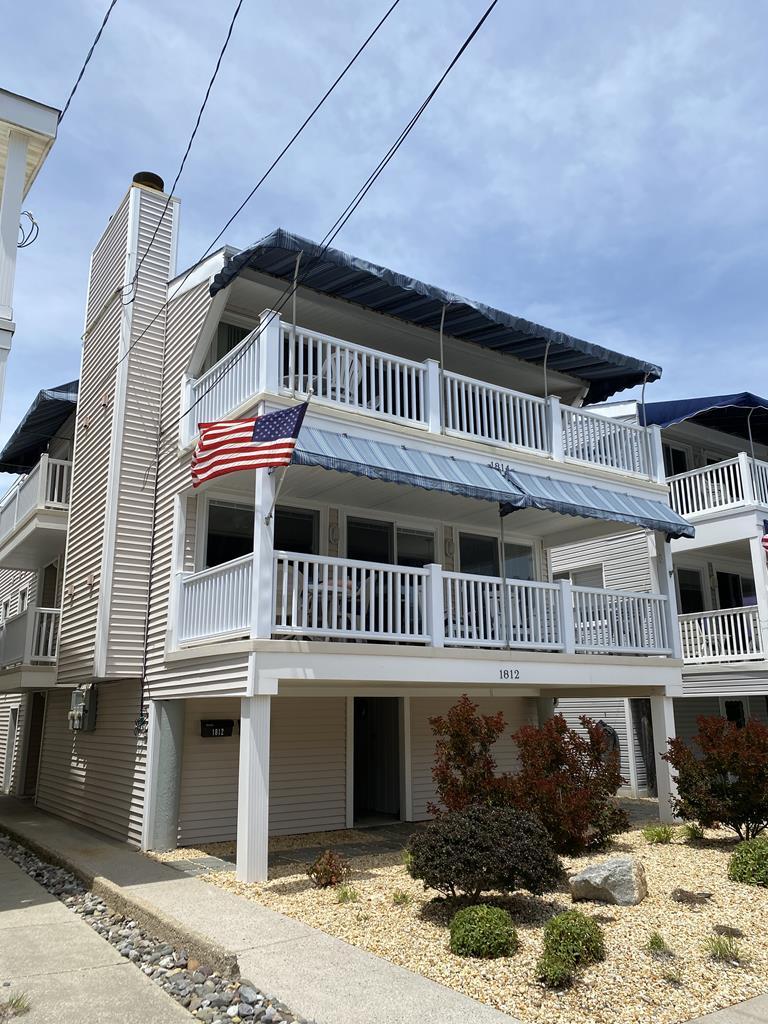 1814 Wesley Avenue, 2nd Floor , 2nd, Ocean City NJ