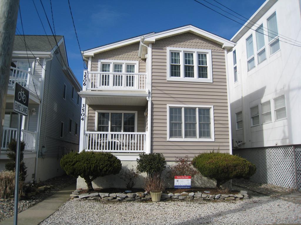 3506 West Avenue 2nd Flr. , 2nd, Ocean City NJ