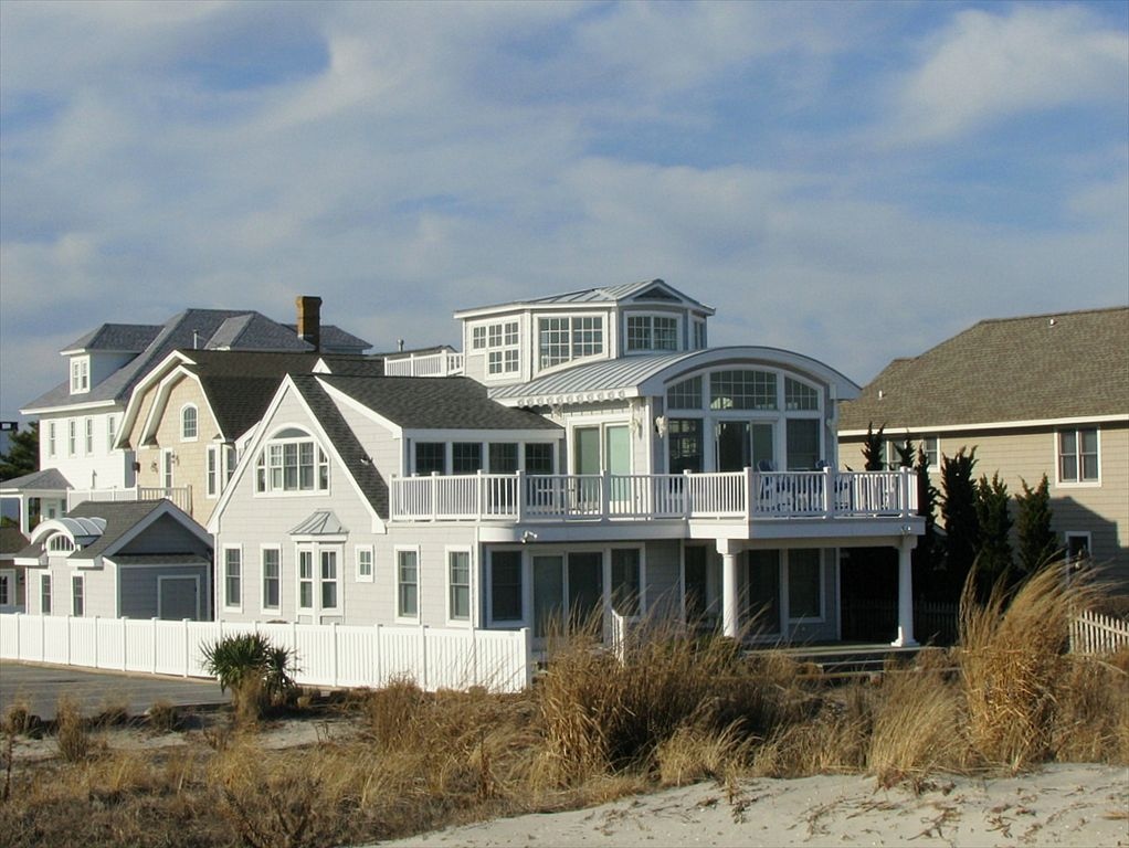 5 94th Street, Stone Harbor (Beach Front) - Picture 1
