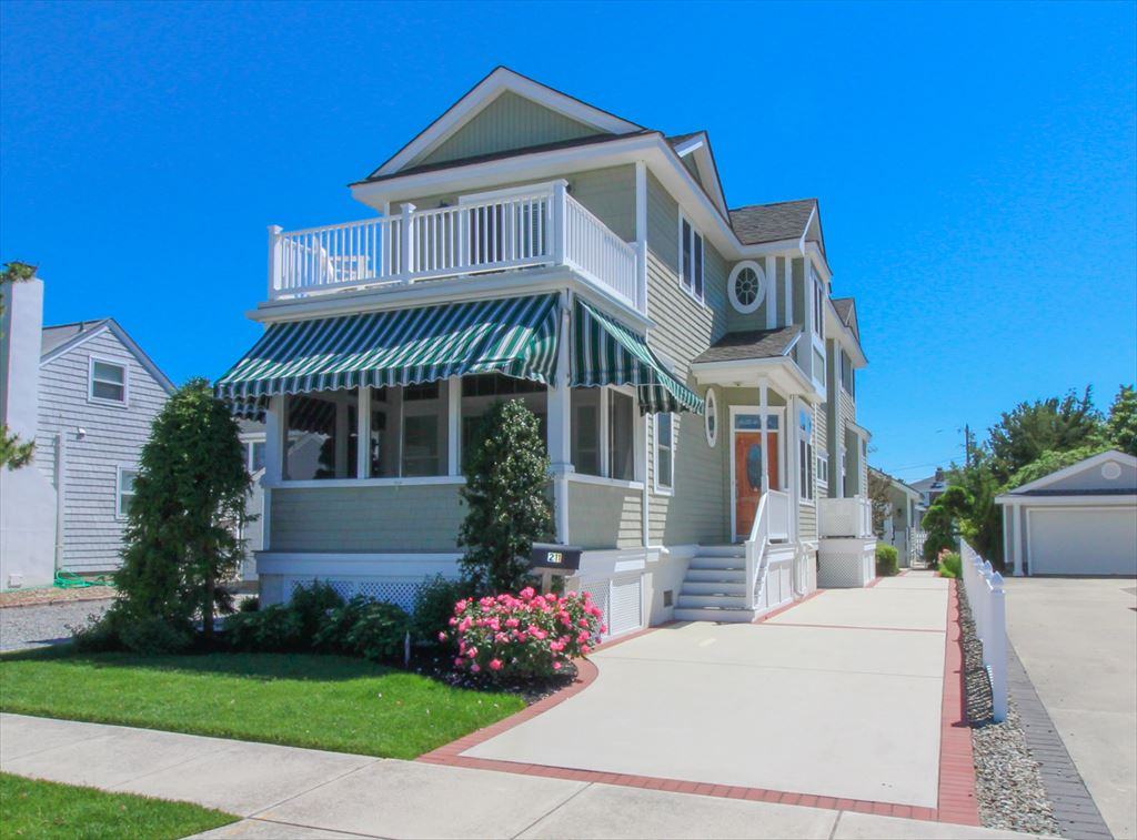OLD 211 102nd Street, Stone Harbor (Island) - Picture 1