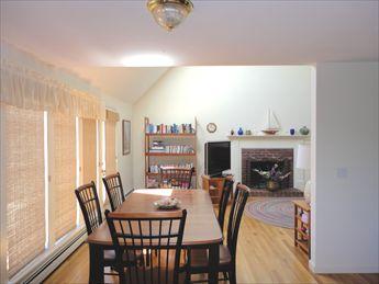 Dining Area looking toward family room