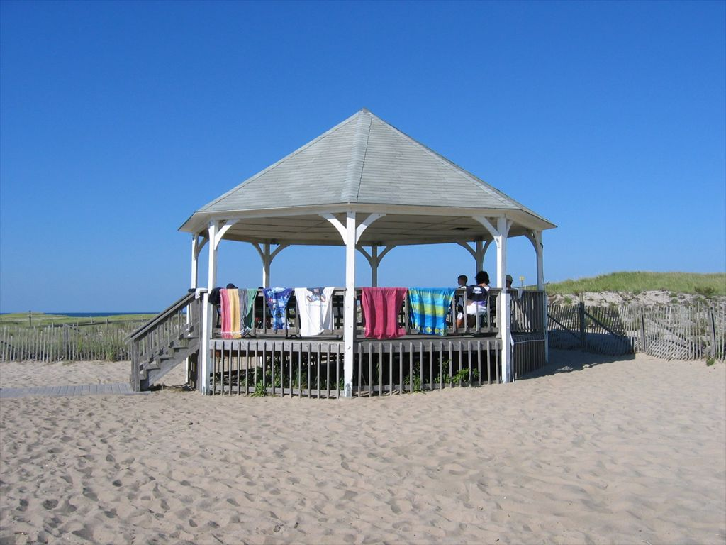 Band shell at Nauset Beach