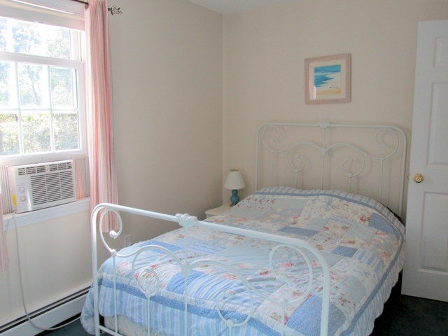 Second Floor ~ Bedroom with A/C Unit