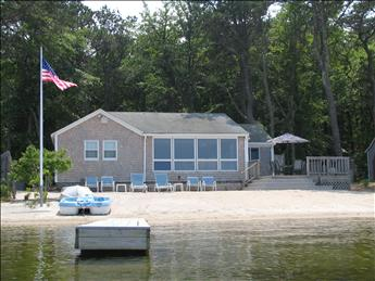 Fresh Water Harwich Cape Cod Vacation Rental - The Rental Company