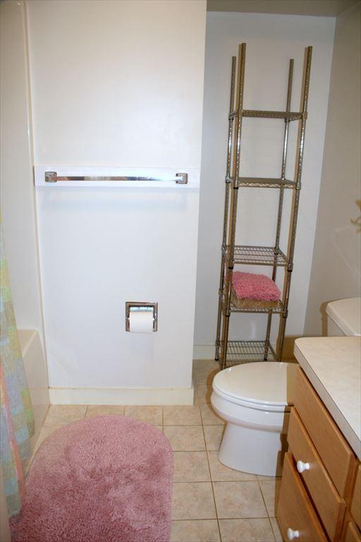 Master Bathroom ~ First Floor