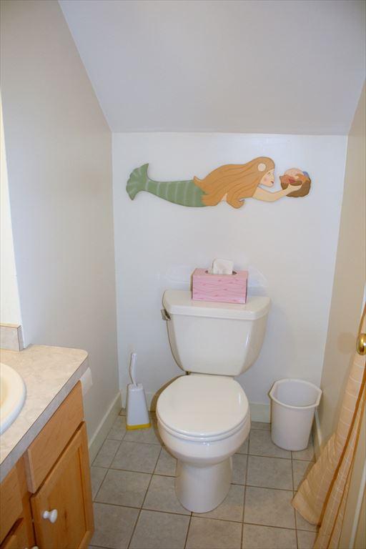 Upstairs Bathroom I