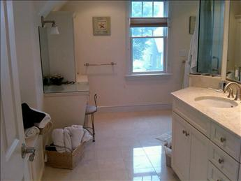 Additional view of master bath