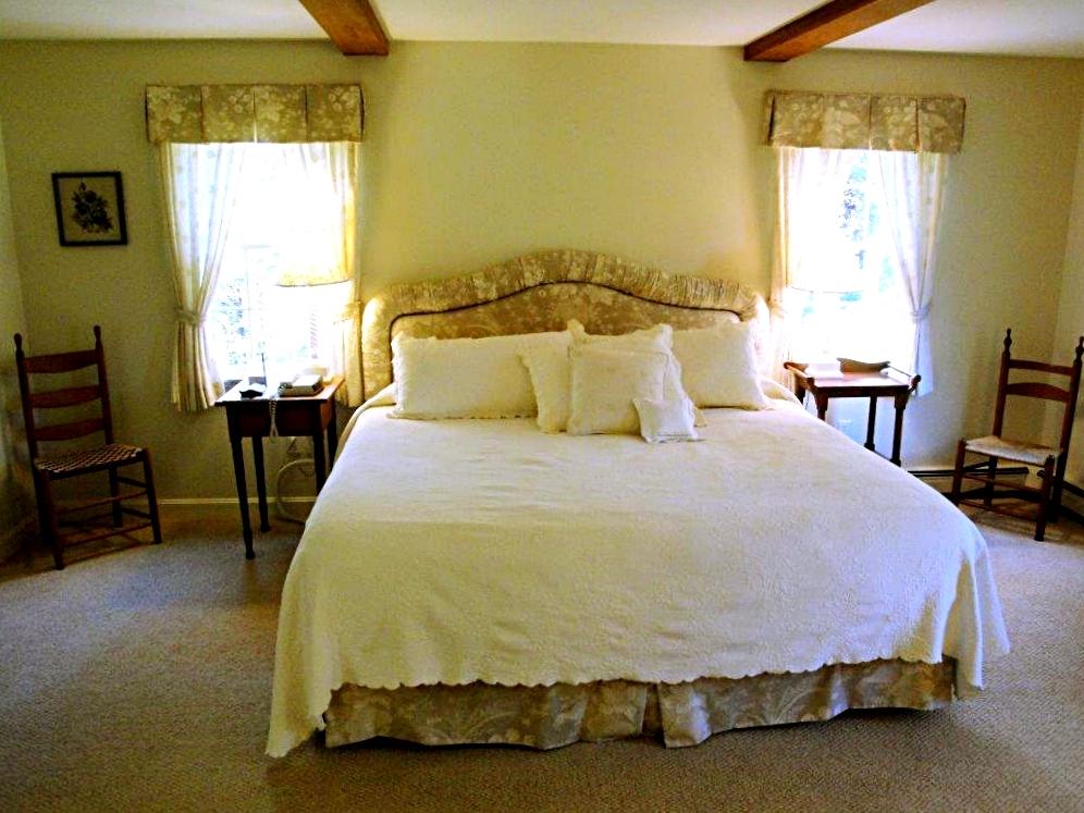 First floor master bedroom view 2