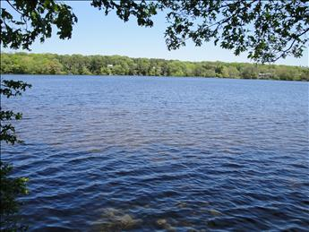 Crystal Lake nearby