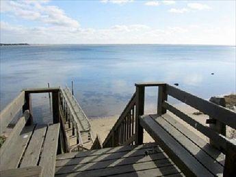 Association Steps - Low Tide