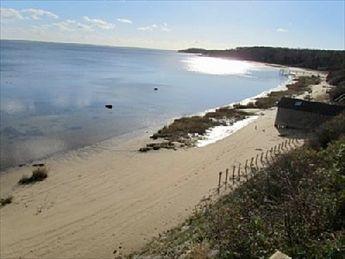 Association Beach - Low Tide
