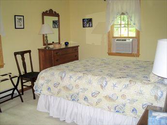 First Floor ~ Bedroom with Queen