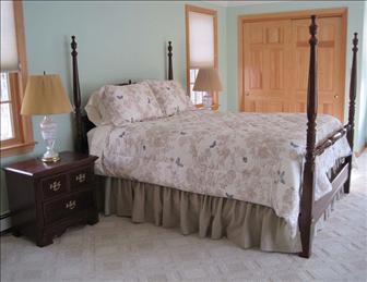 Second Floor ~ Large Bedroom with Queen