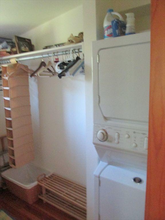 3rd floor washer dryer