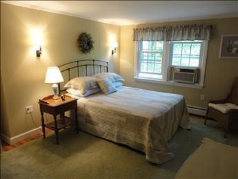 1st Floor Bedroom %352 with Queen