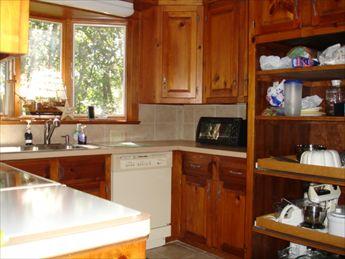 Kitchen different view