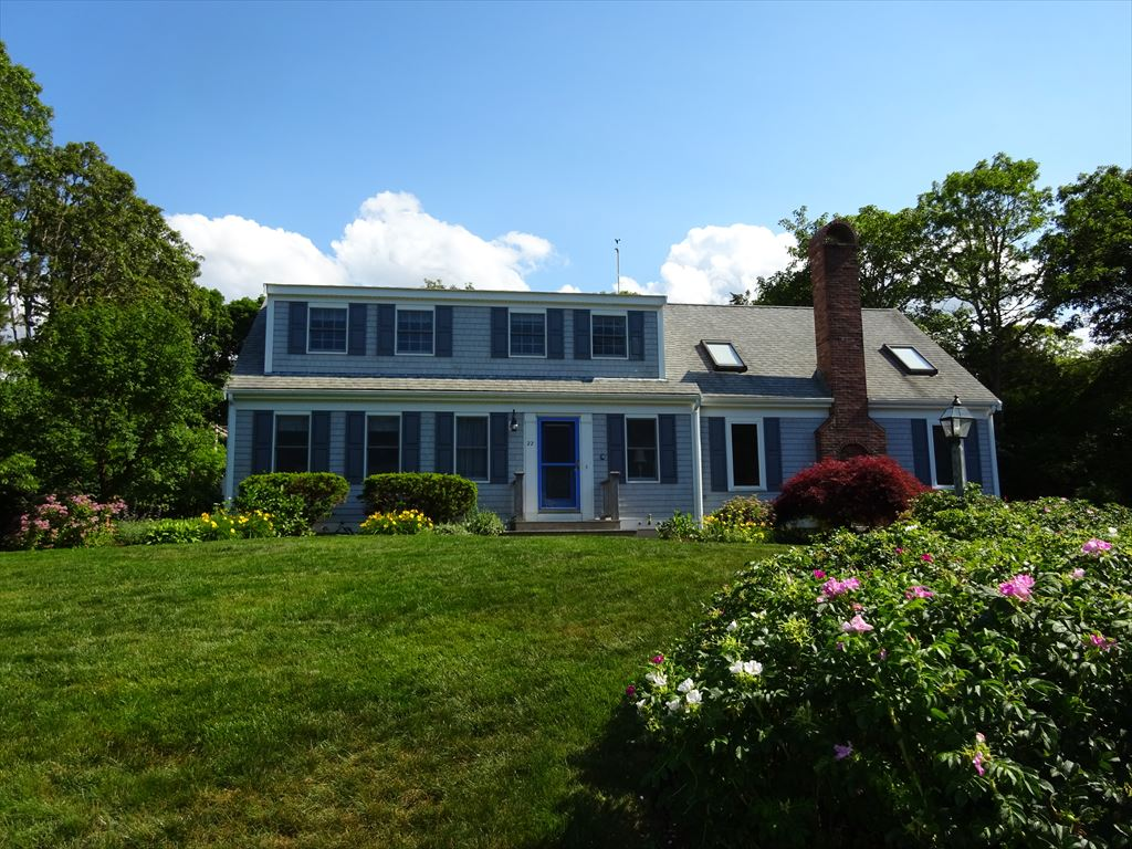 22 Nauset Farms Way - East Orleans, Oceanside