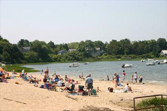 Oyster Pond beach