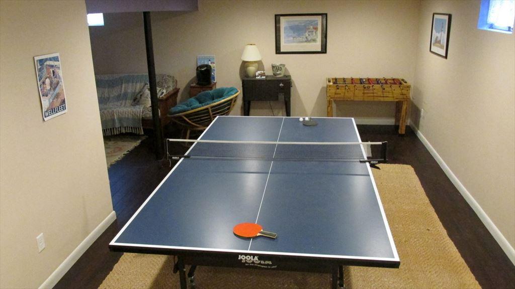 Basement - Ping Pong