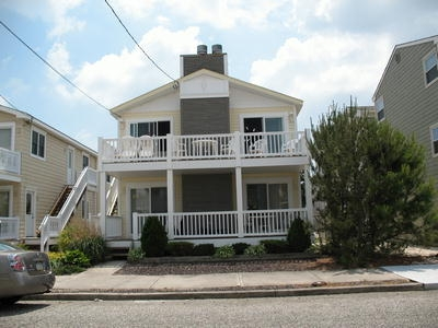 4849 Asbury Avenue 2nd Floor Ocean City Nj Rentals Ocnj