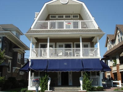 1226 Ocean Ave, 3rd Floor , 3rd, Ocean City NJ