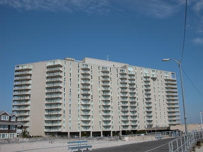 Gardens Plaza Unit 1007 , 10th, Ocean City NJ