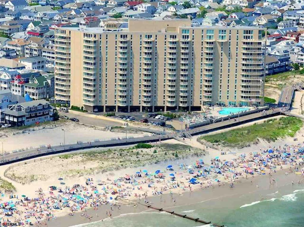 921 Park Place Gardens Plaza Unit 1512 , 15th, Ocean City NJ