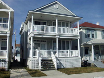 442 Asbury Avenue , 2nd, Ocean City NJ