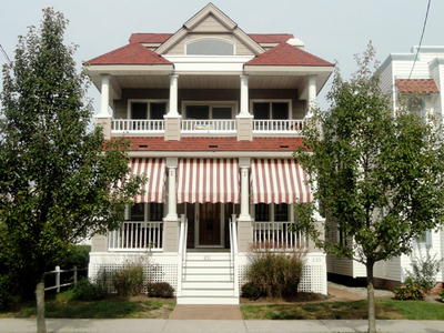 833 St Charles Place , 2nd, Ocean City NJ