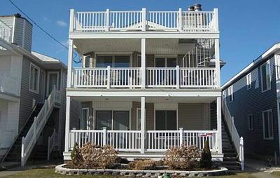1622 Wesley Ave 2nd floor , 2nd, Ocean City NJ