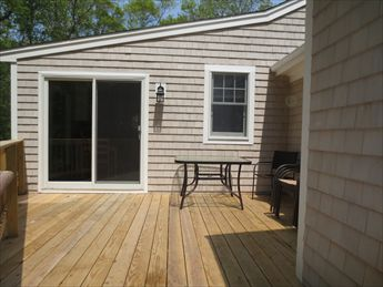 Bayside West Falmouth Cape Cod Vacation Rental - The Rental Company