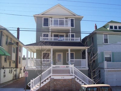 816 6th Street 1st flr. , 1st, Ocean City NJ