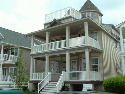 886 Park Place 2nd Floor Ocean City Nj Rentals Ocnj Rentals