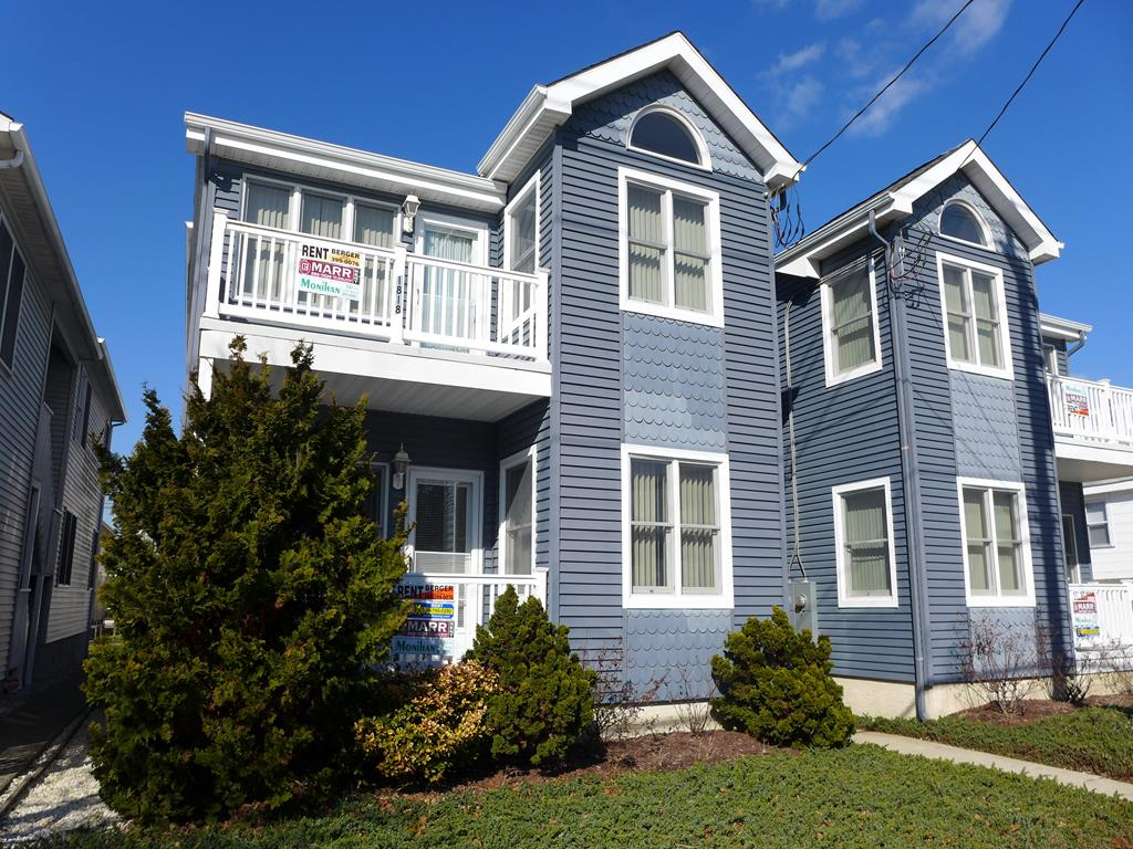 1818 Central Ave 2nd , 2nd, Ocean City NJ
