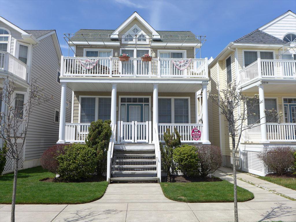 3 Bedroom Property For Rental At 2056 Asbury Avenue Ocean