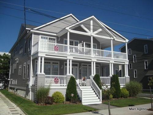 407 21st Street B , 2nd, Ocean City NJ