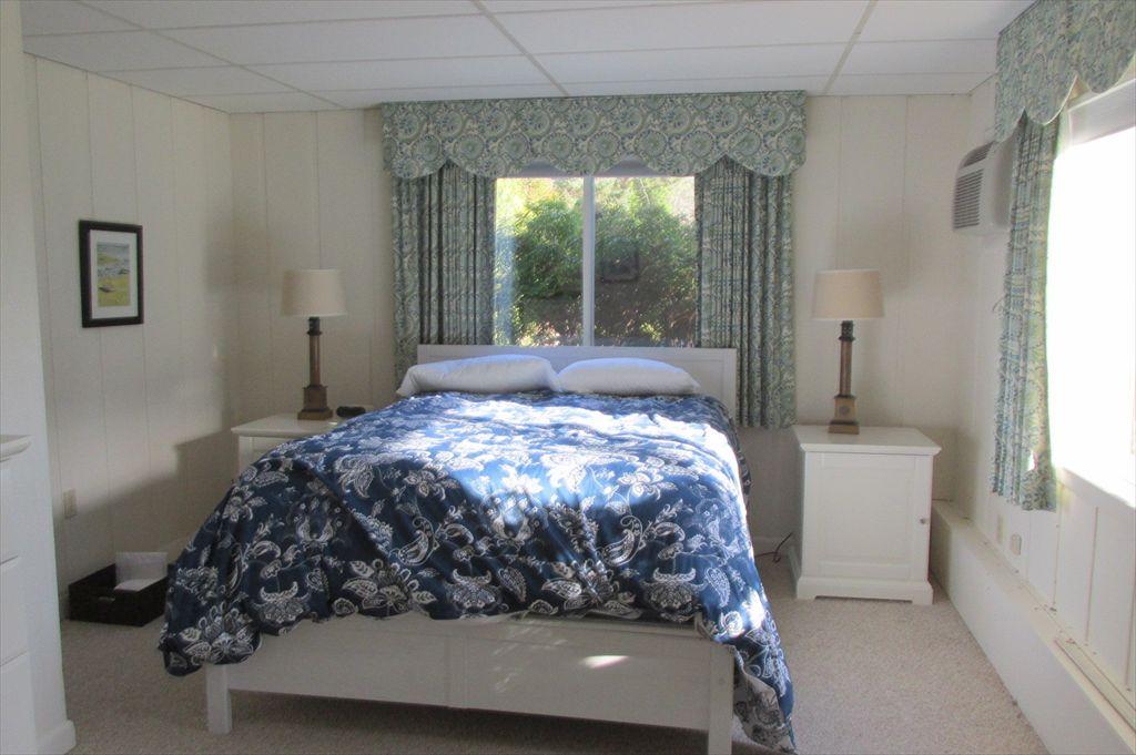 Guest house queen bedroom