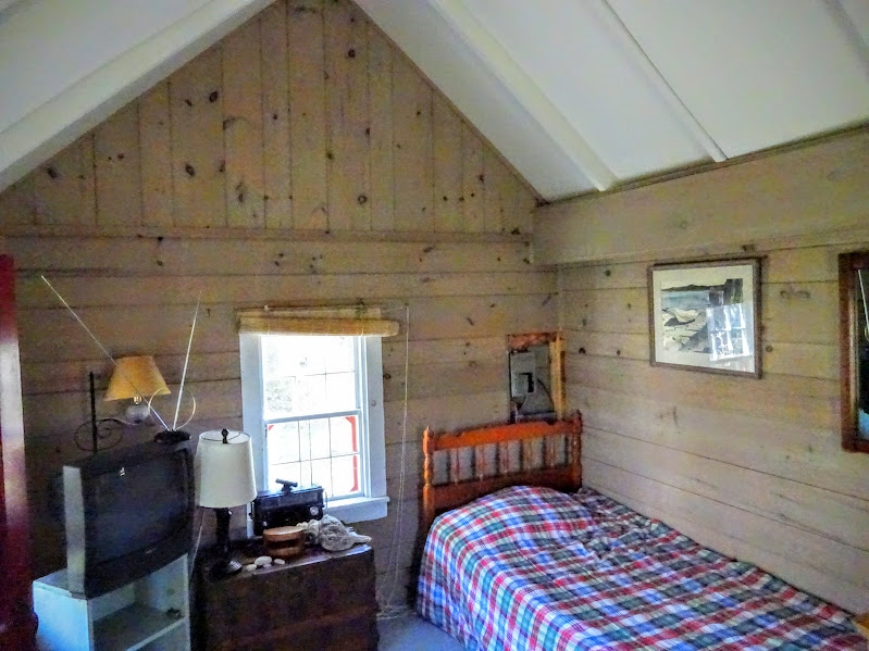Bunk house view 2