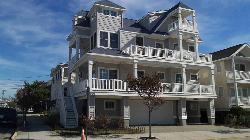 901 3rd Street 2nd 3rd Floors Ocean City Nj Rentals