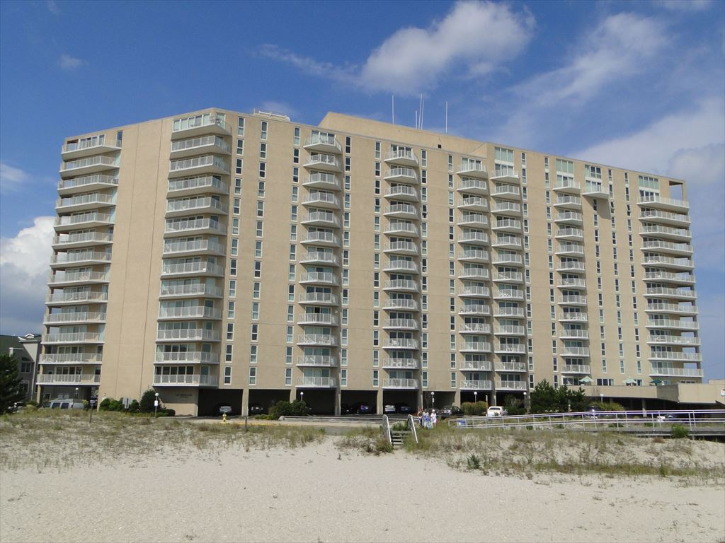 Gardens Plaza Unit #1407 , 14, Ocean City NJ