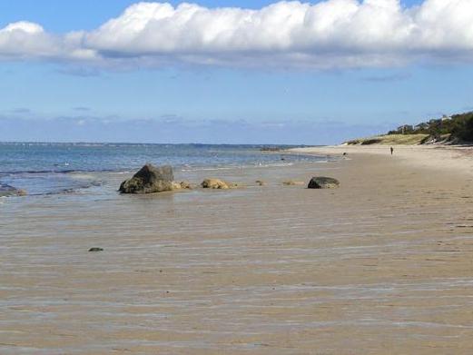 Brewster Bay beach