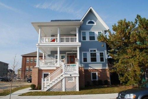 822 Wesley Avenue, 2nd/3rd Flrs. , 2nd/3rd, Ocean City NJ
