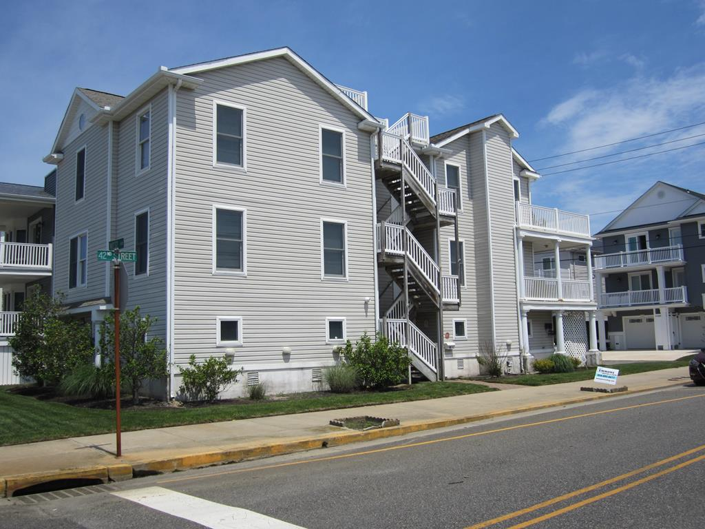 303 42nd Street 2nd Flr. , 2nd, Ocean City NJ